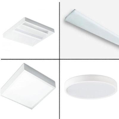 צמודי לתקרה אקוסטית/גבס